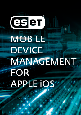 ESET Mobile Device Management for Apple iOS